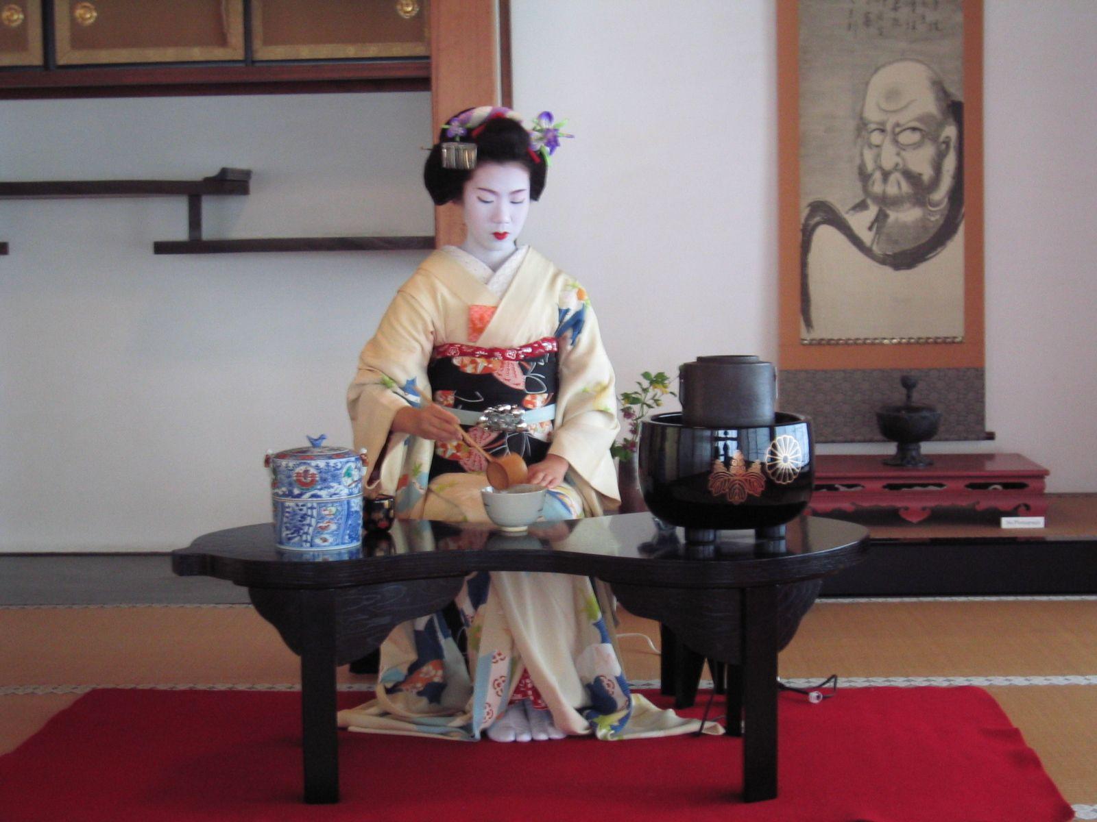 Секс чайная церемония 4 фотография