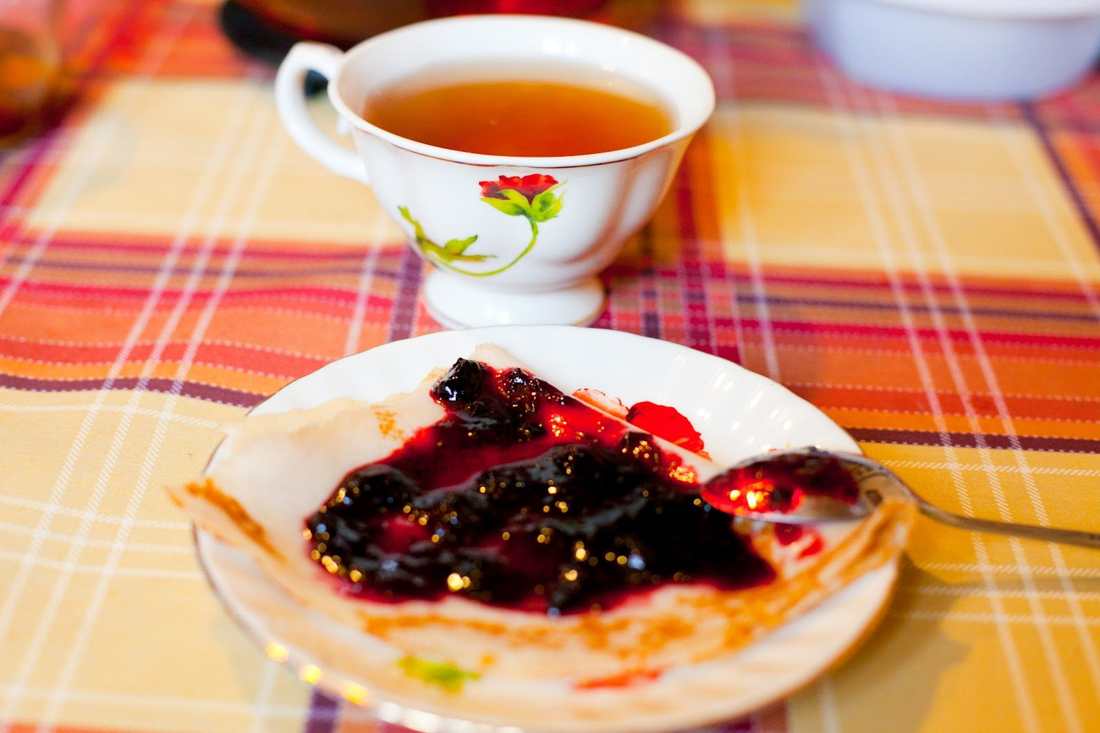 Картинки чай с вареньем