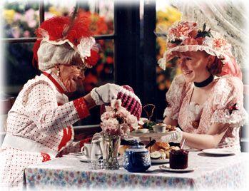 традиции английского чаепития