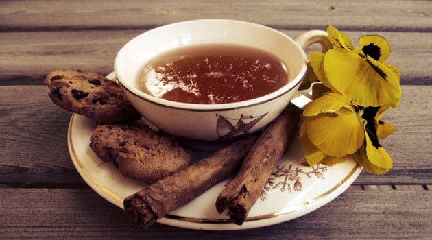 Травяной чай из бадана