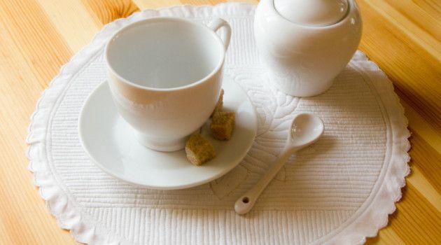 чаепитие по-французски