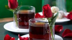 Романтическое чаепитие