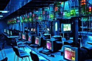 интерактивный клуб игровых автоматов