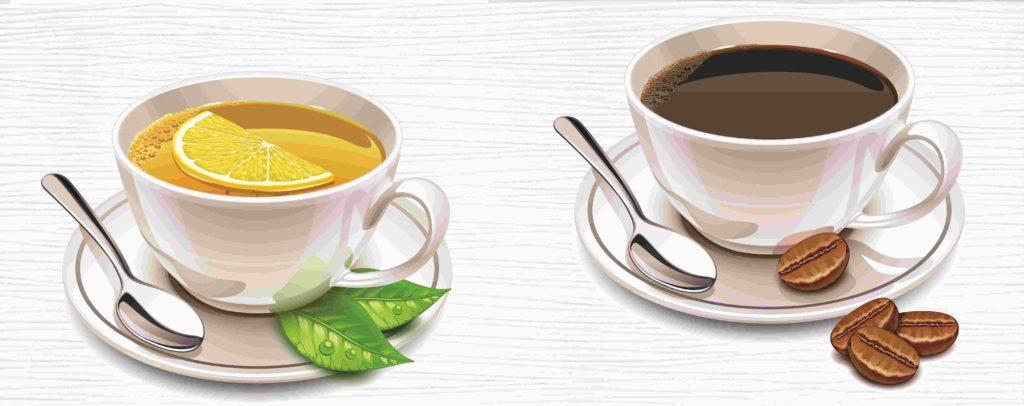 Есть ли к чае кофеин