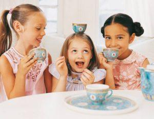 чай для детей