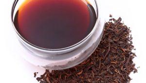 Элитный чай Пуэр