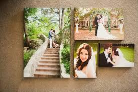 печать фотографий на холсте