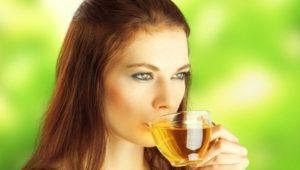 зеленый чай для зубов