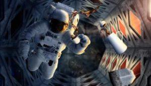 Чаепитие в космосе
