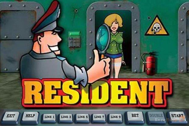 Опасное задание на игровом слоте «Resident» в онлайн казино