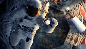 чай в космосе