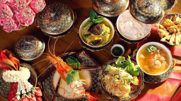 Восточная кухня