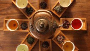 Классификация китайского чая