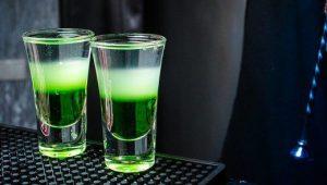 Как приготовить коктейль Зеленый Мексиканец