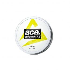 В чем особенность никотиновых подушечек ACE